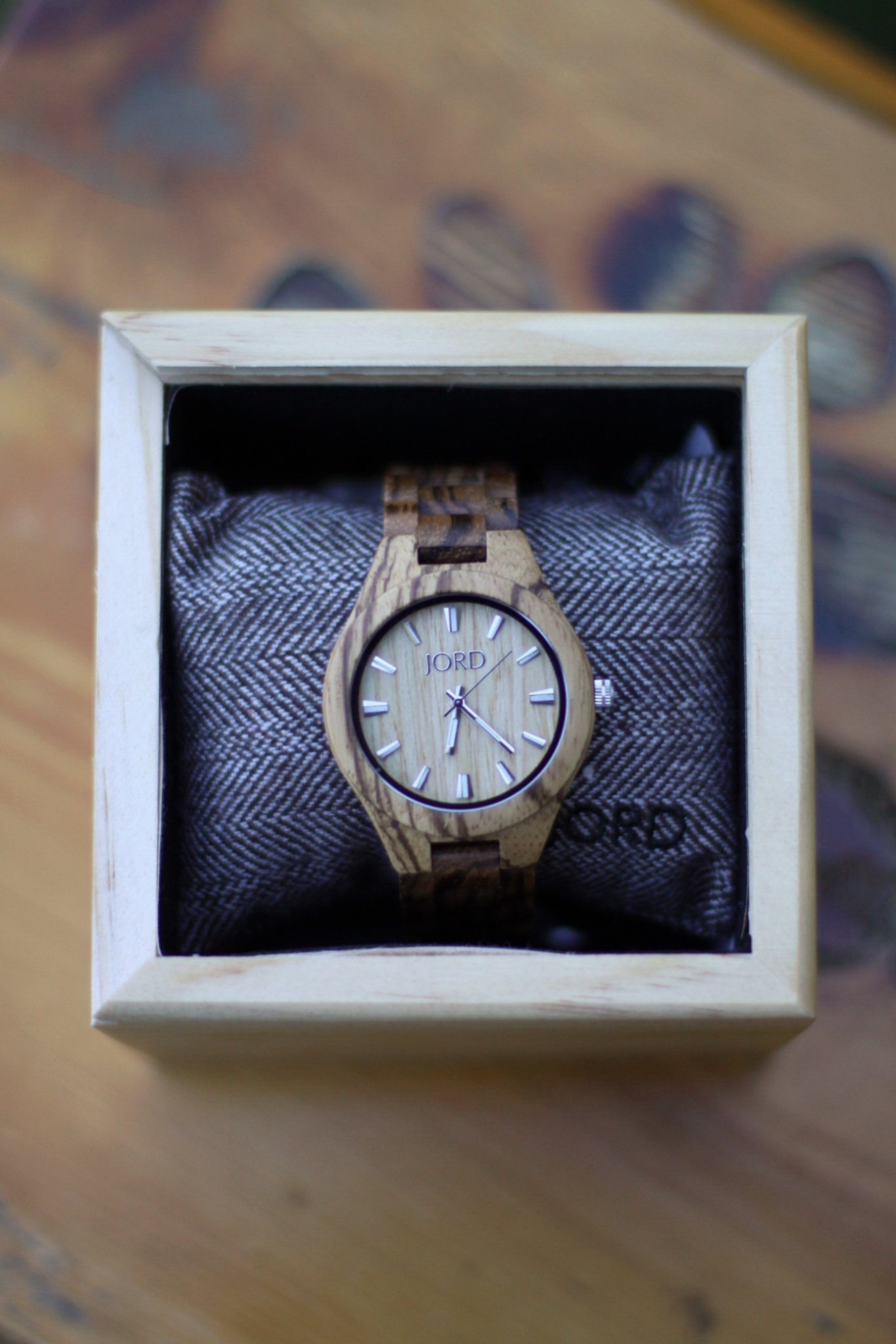 JORD Wood Watch + Giveaway