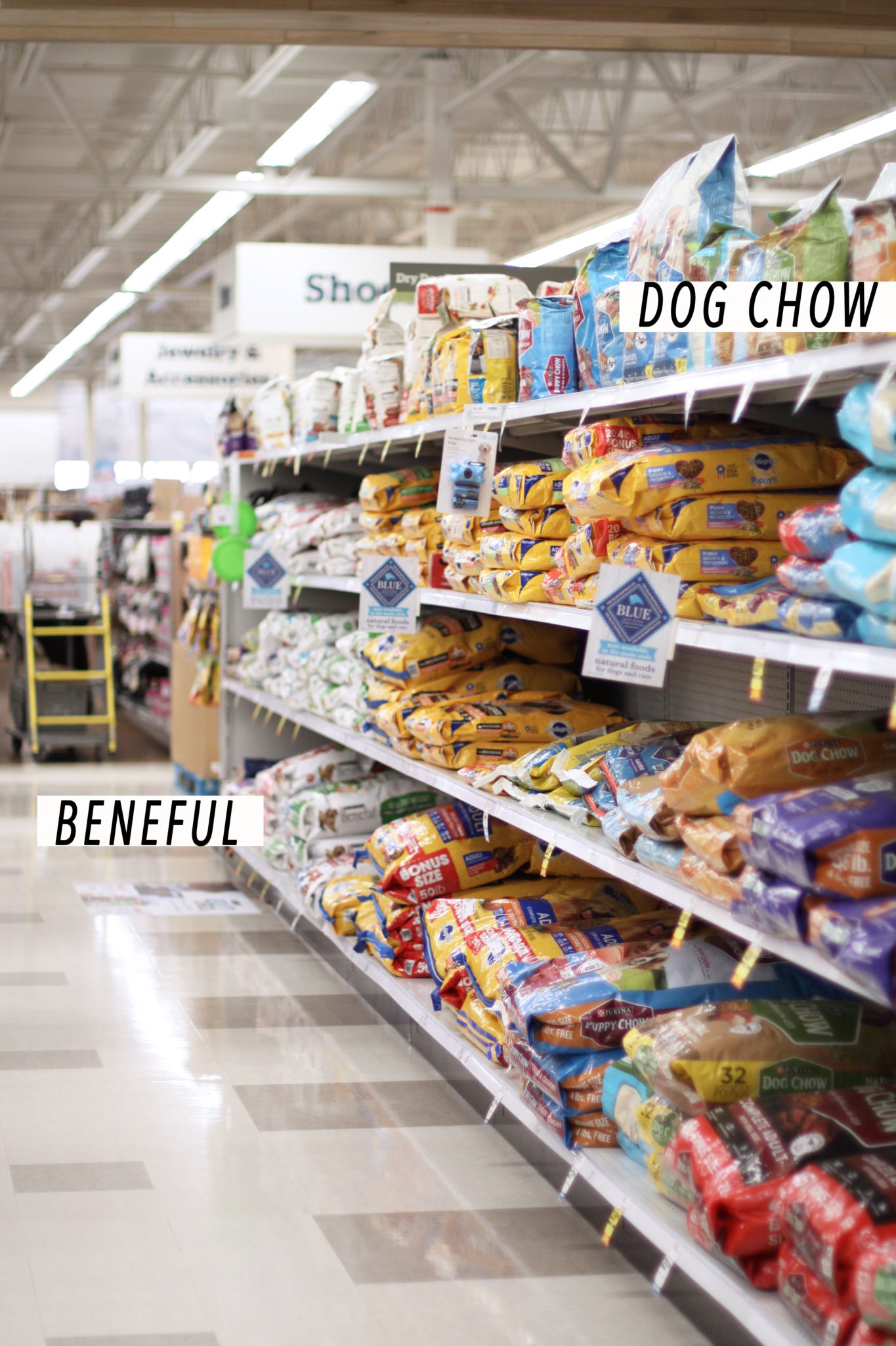 Choosing Quality Dog Food At Meijer